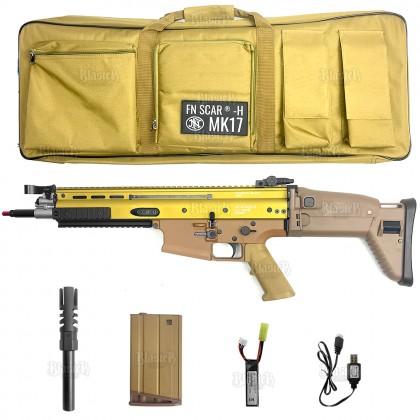 Ming Dynasty MK17 FN Scar-H Gel Blaster
